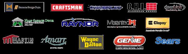Open Up Garage Door Brands